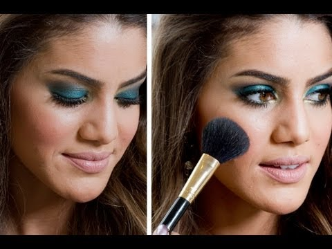Elegant Party Makeup by Camila Coelho