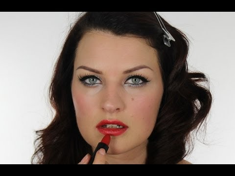 EASY KATY PERRY PARTY MAKE-UP