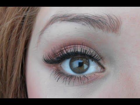 "Valentines Day Makeup Tutorial ""Daytime Romantic Look"""