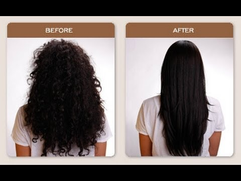 My Daily Hair Straightening routine using GHD Flat Iron Hairstyling Hair care Products