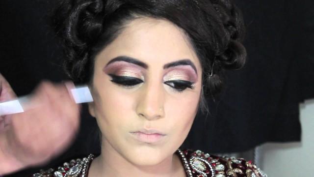 Asian Bridal Hair & Make up Artist  London HD