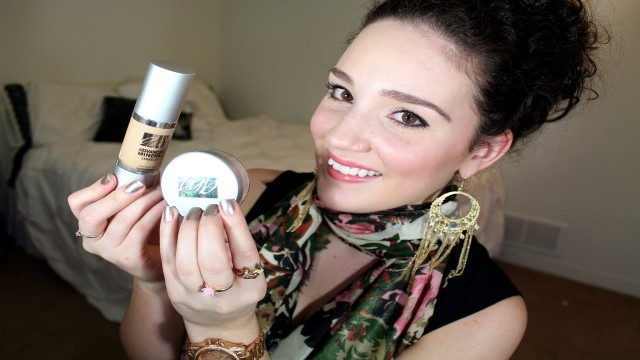 Advanced Mineral Makeup Review & Demo