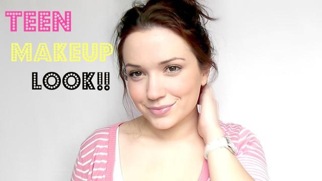 Teen Makeup & Hair ♡ Fast, Natural and Affordable!