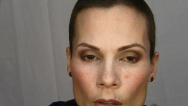 Eye makeup tutorial for mature ladies