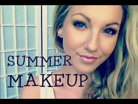 Summer Makeup Tutorial ♡ Talk-thru
