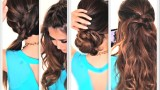 6 EASY LAZY SUMMER HAIRSTYLES | CUTE EVERYDAY HAIRSTYLE