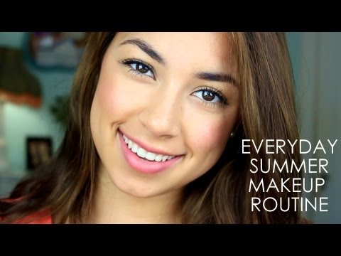 Everyday Summer Makeup Routine – Simple & Quick