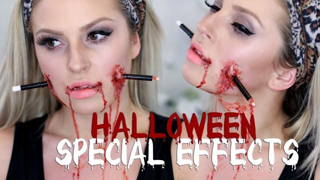 Pencil Face ♡ Halloween SFX Makeup – Shaaanxo