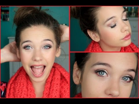♡ Valentine's Day Makeup Tutorial!♡ XOXO