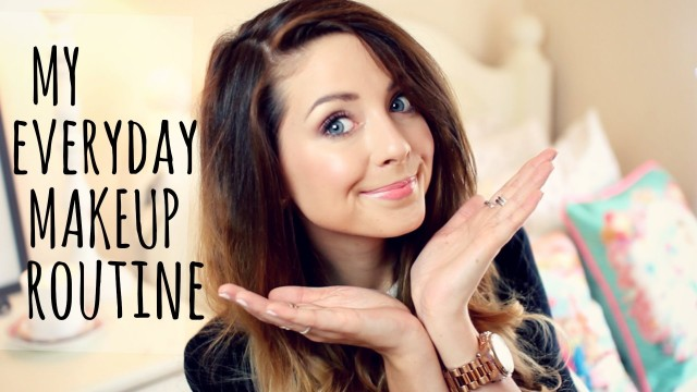 My Everyday Makeup Routine | Zoella