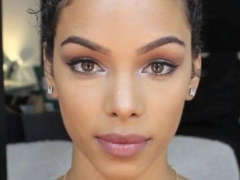 ♥ Day & Night Face + Eyebrow Tutorial ♥ | SunKissAlba