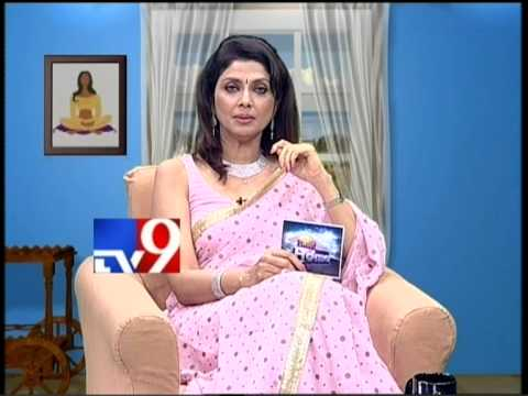 "Bridal Make Up Tips & ""TV Serial Drama is FAKE""says Marathi Writer-TV9 /part2"