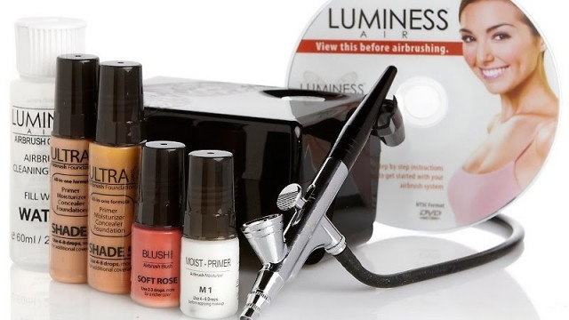Luminess Airbrush Makeup – Try Luminess Air Airbrush Makeup Now
