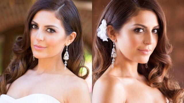 My Wedding Day Makeup: Natural Bridal Tutorial | Sona Gasparian