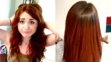 •• How I Straighten My Hair: Tips and Tricks! ••