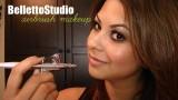 Tutorial/Review: AirBrush Makeup Ft. BellettoStudio