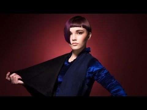 Advanced Hair Colouring Preview – Soft velvet blues – Hairdressing tutorial 222