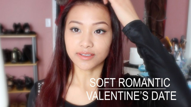 Romantic Date Makeup Tutorial: Valentine's Day