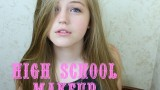 Everyday High School Makeup Tutorial