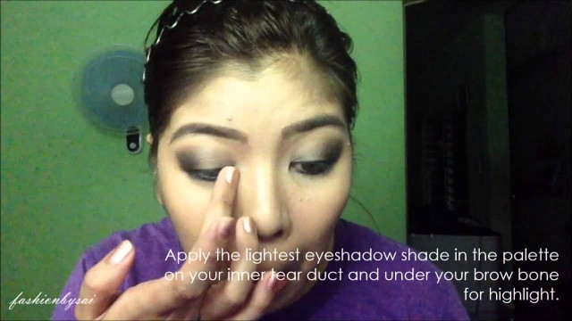 How to | Easy Prom Makeup Tutorial – fashionbysai