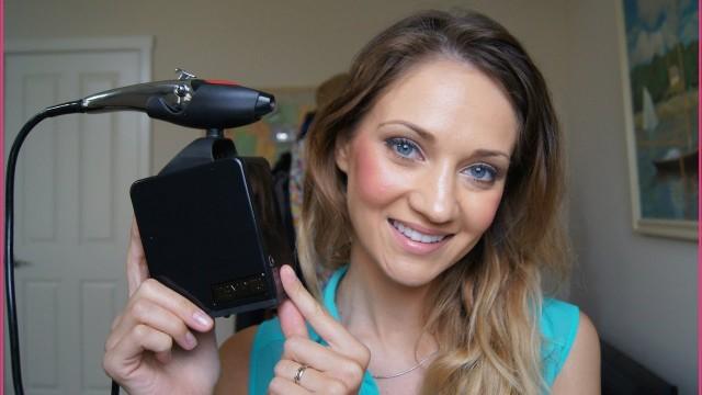 REVIEW: TEMPTU Airbrush Makeup