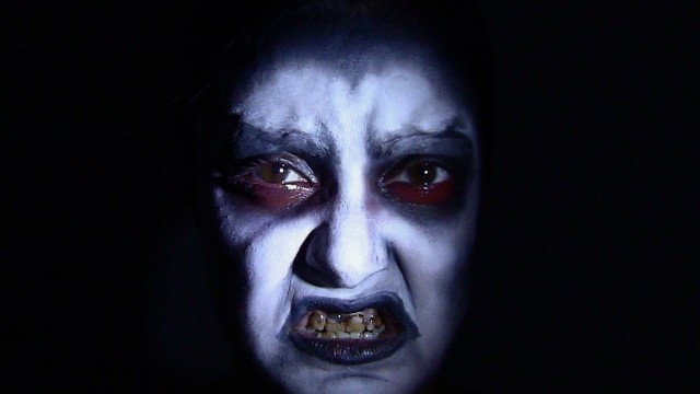 CAPTAIN HOWDY aka PAZUZU (Exorcist)  Makeup Tutorial