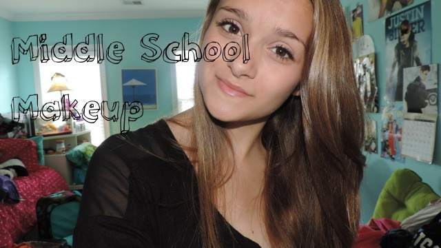 Back to School: Middle School Makeup Tutorial