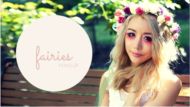Off With The Fairies, Fairy Halloween Makeup Tutorial | Wengie | Beauty Point