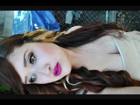 Inexpensive Prom Make-up Tutorial easy/classy look (Pin up)