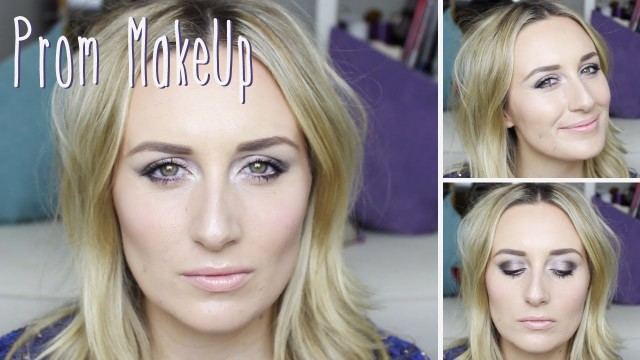 Really Easy Prom Make-up Tutorial