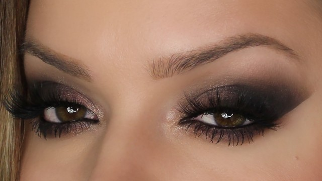 Sexy 'Date Night' Eyes For Valentines Day – Tutorial