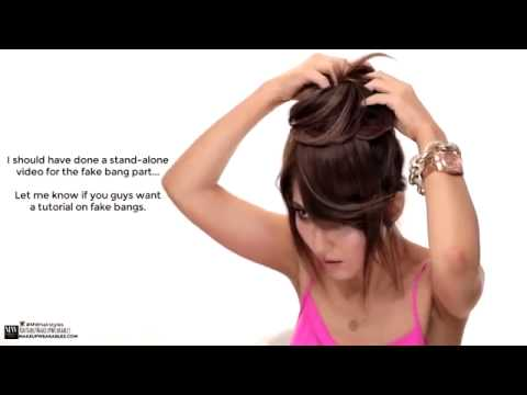 ★4 EASY Lazy Girls BACK-TO-SCHOOL HAIRSTYLES | CUTE HAIRSTYLE | BRAIDS   MESSY BUN