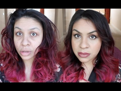 Full Coverage Makeup Tutorial For Oily, Acne Prone Skin | Foundation Makeup Routine Transformation