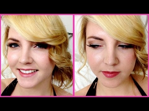 Easy & Simple Prom Makeup Tutorial
