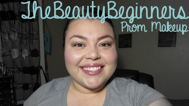 Tutorial: Easy Prom Makeup | TheBeautyBeginners