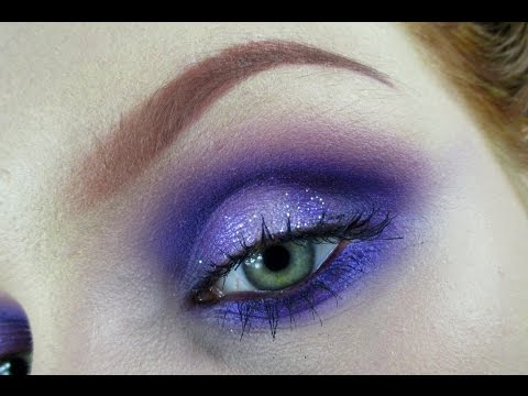 Purple Halo Eye Tutorial | Phee's Makeup Tips